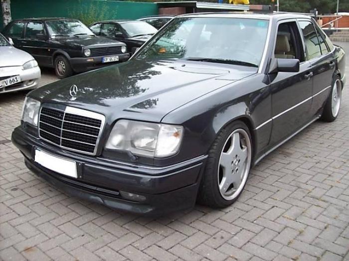 e36 amg limousine w124 forum mercedes fans das. Black Bedroom Furniture Sets. Home Design Ideas