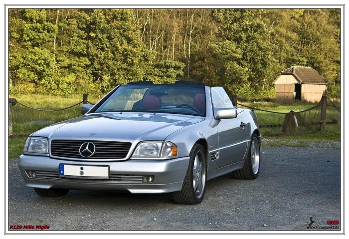 Mercedes benz r129 forum