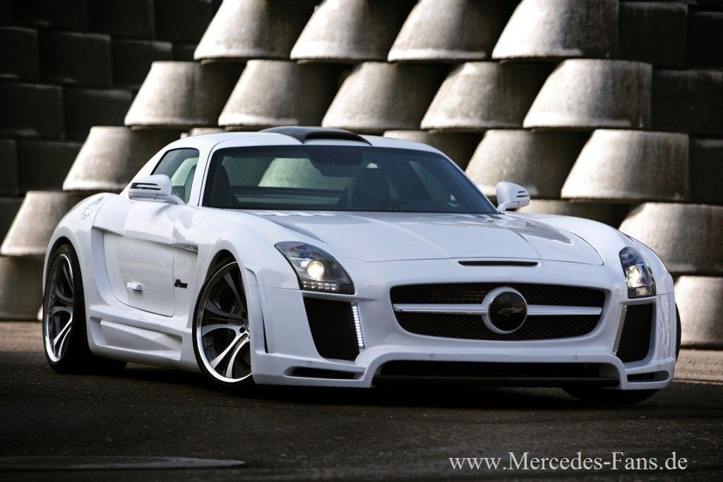 breitenwirkung mercedes sls amg tuning von fab design. Black Bedroom Furniture Sets. Home Design Ideas