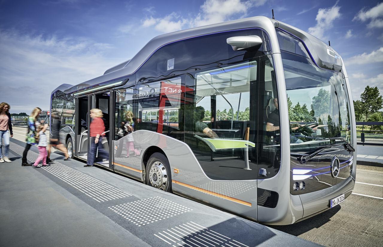 Der Bus Mit Den Leuten