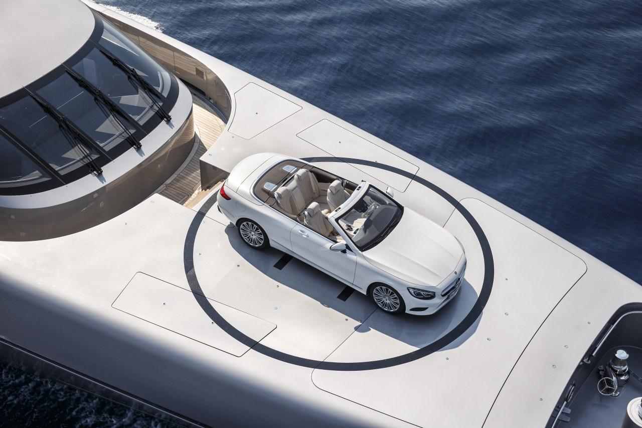 Mercedes S Klasse Cabrio Ahoi Das Neue Oberklasse Cabrio