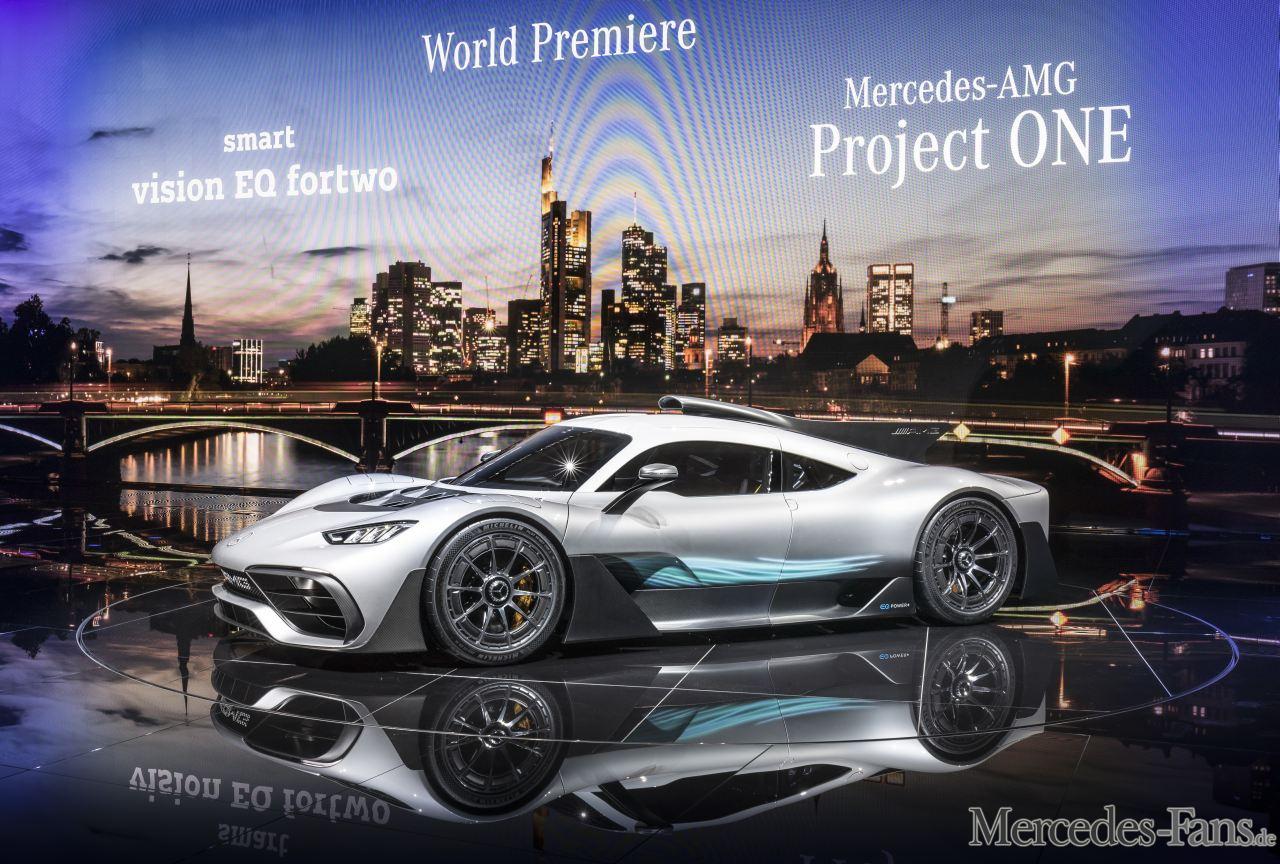 Mercedes benz cars auf der iaa 2017 mercedes media night for Mercedes benz amg project one
