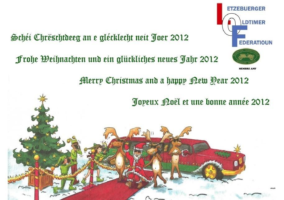 weihnachts und neujahrsgr e 2011 12 herzlichen dank f r. Black Bedroom Furniture Sets. Home Design Ideas