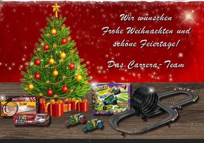 Weihnachtsgrüße an die Redaktion: Jedes Jahr bekommen wir viele ...