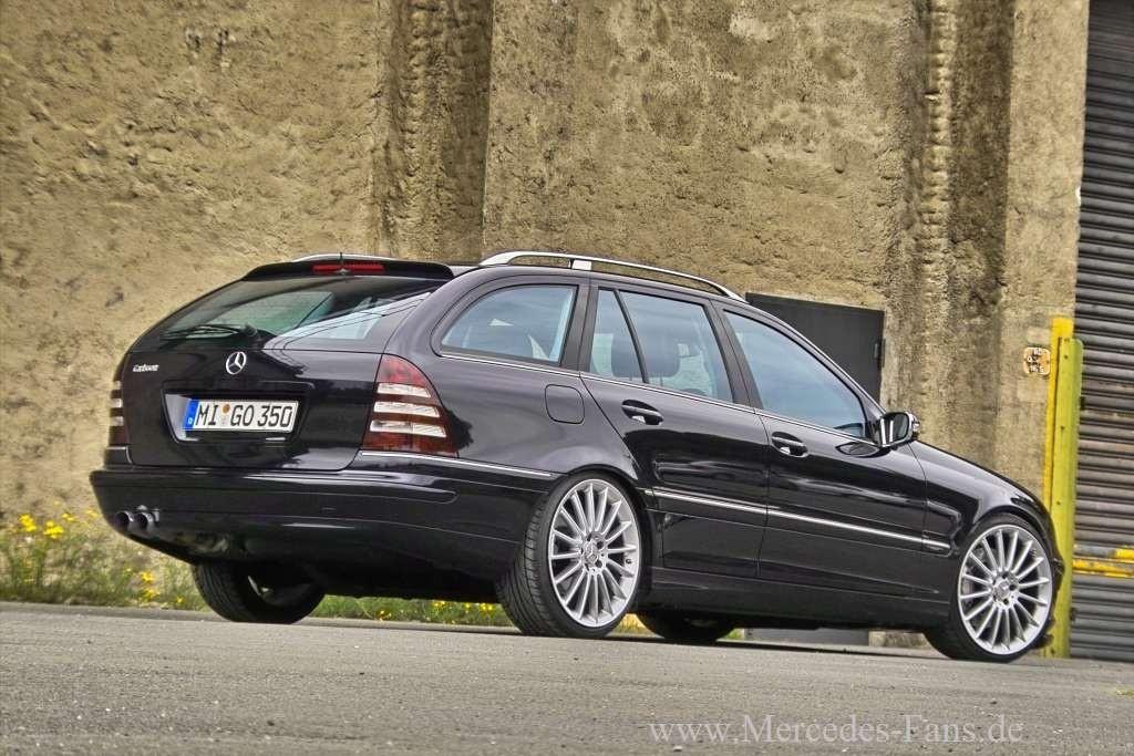 Mercedes Clk  Kompressor Performance