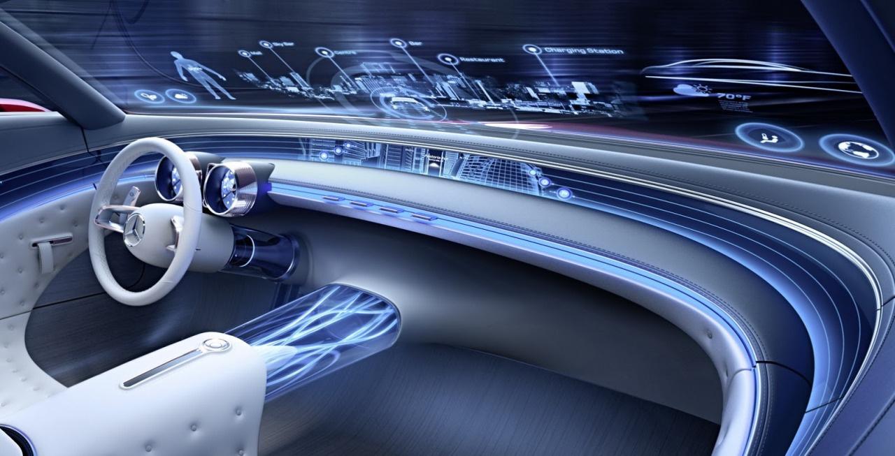 offiziell: vision mercedes-maybach 6 (video & 20 bilder): luxus at