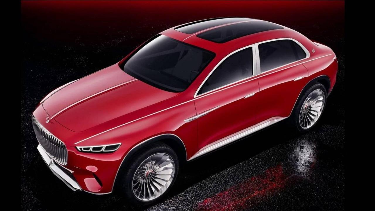 Vision Mercedes-Maybach Ultimate Luxury: Durchgesickert ...
