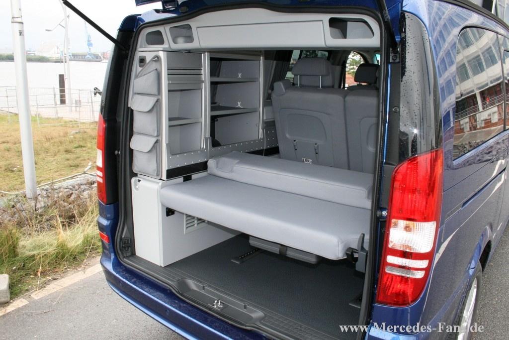 Mercedes Benz Adventure Van