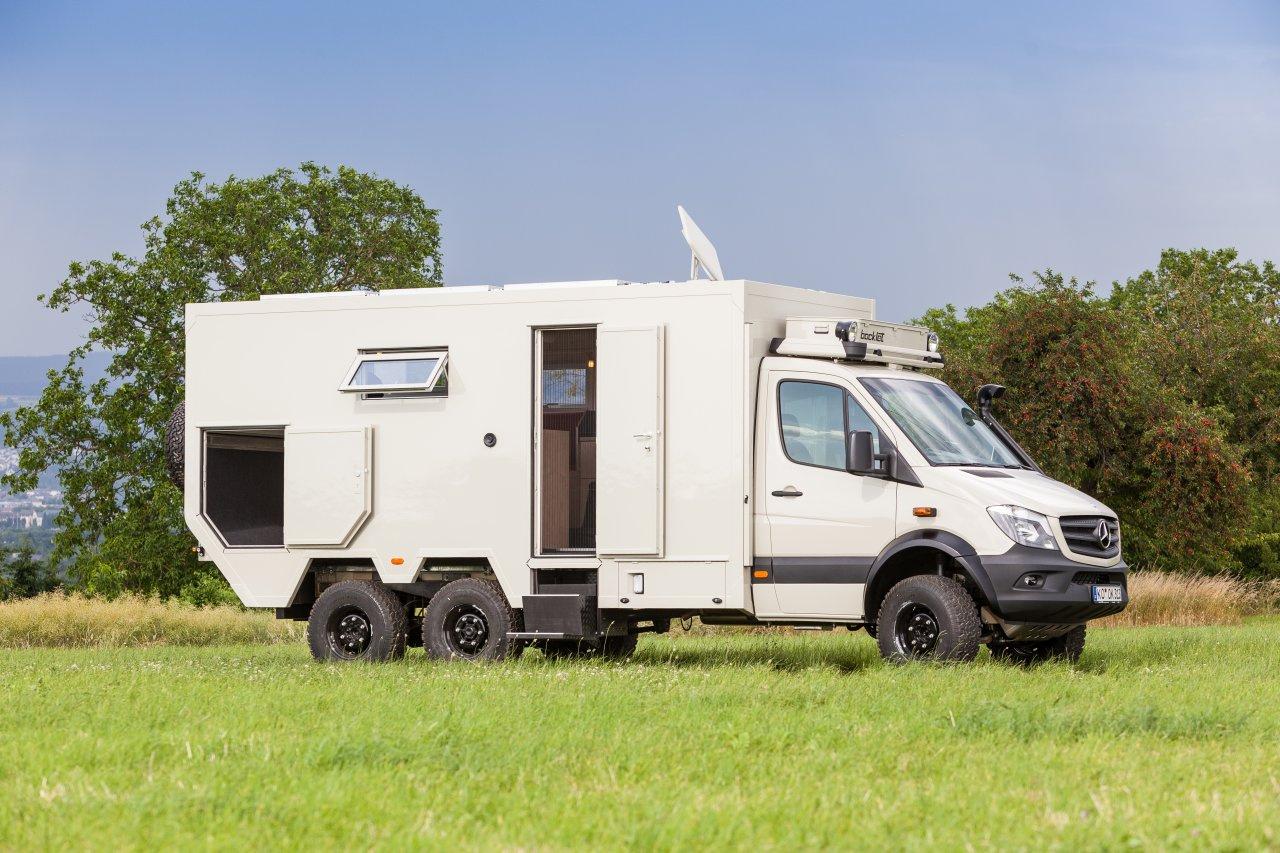 mercedes womo mit sixappeal bocklet dakar 750 reisemobil. Black Bedroom Furniture Sets. Home Design Ideas