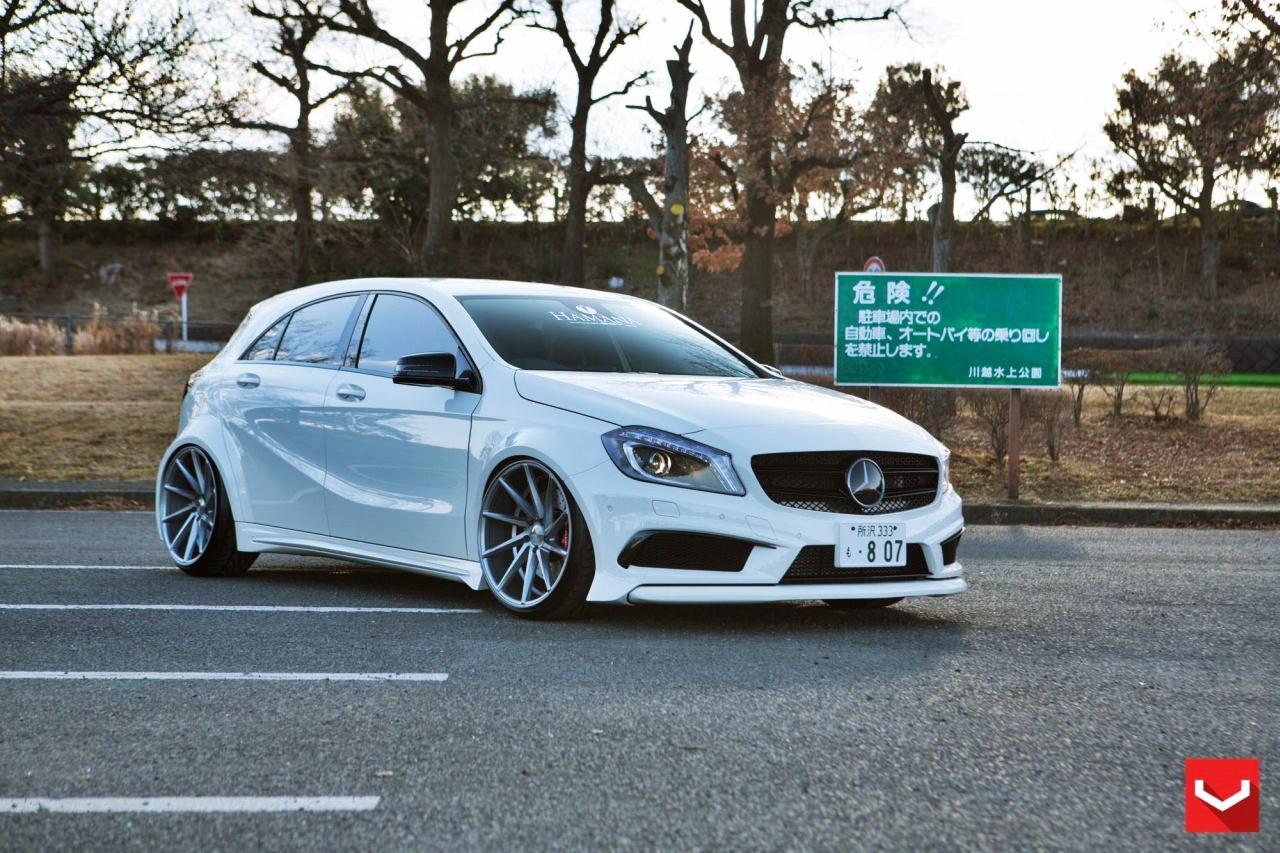 Dressed to thrill: Mercedes A180 und CLA 180: Krasse ...