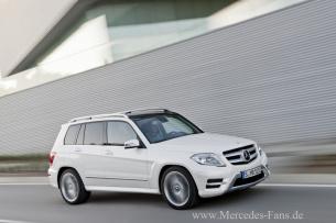 Neu Original Mercedes MB GLK Klasse X204 Facelift Hinterer Stoßstangenreflektor