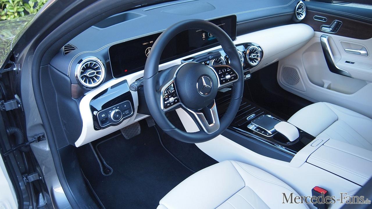 Fahrbericht: Mercedes-Benz A-Klasse A 250 (W177): Liebe A