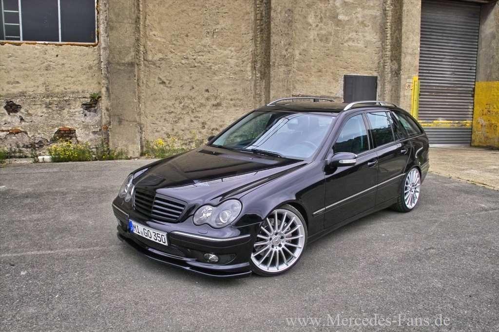 Wechselfieber (Mercedes S203): 2006er Mercedes 230 ...