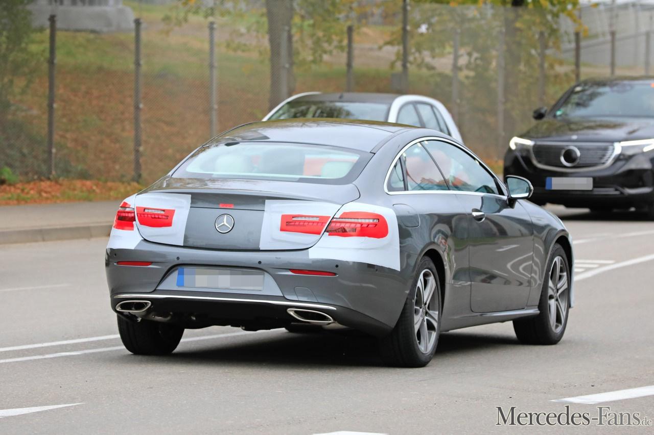 Mercedes Benz Gle Coupe >> Mercedes-Benz Erlkönig Premiere: Star-Spy-Shot-Debüt ...