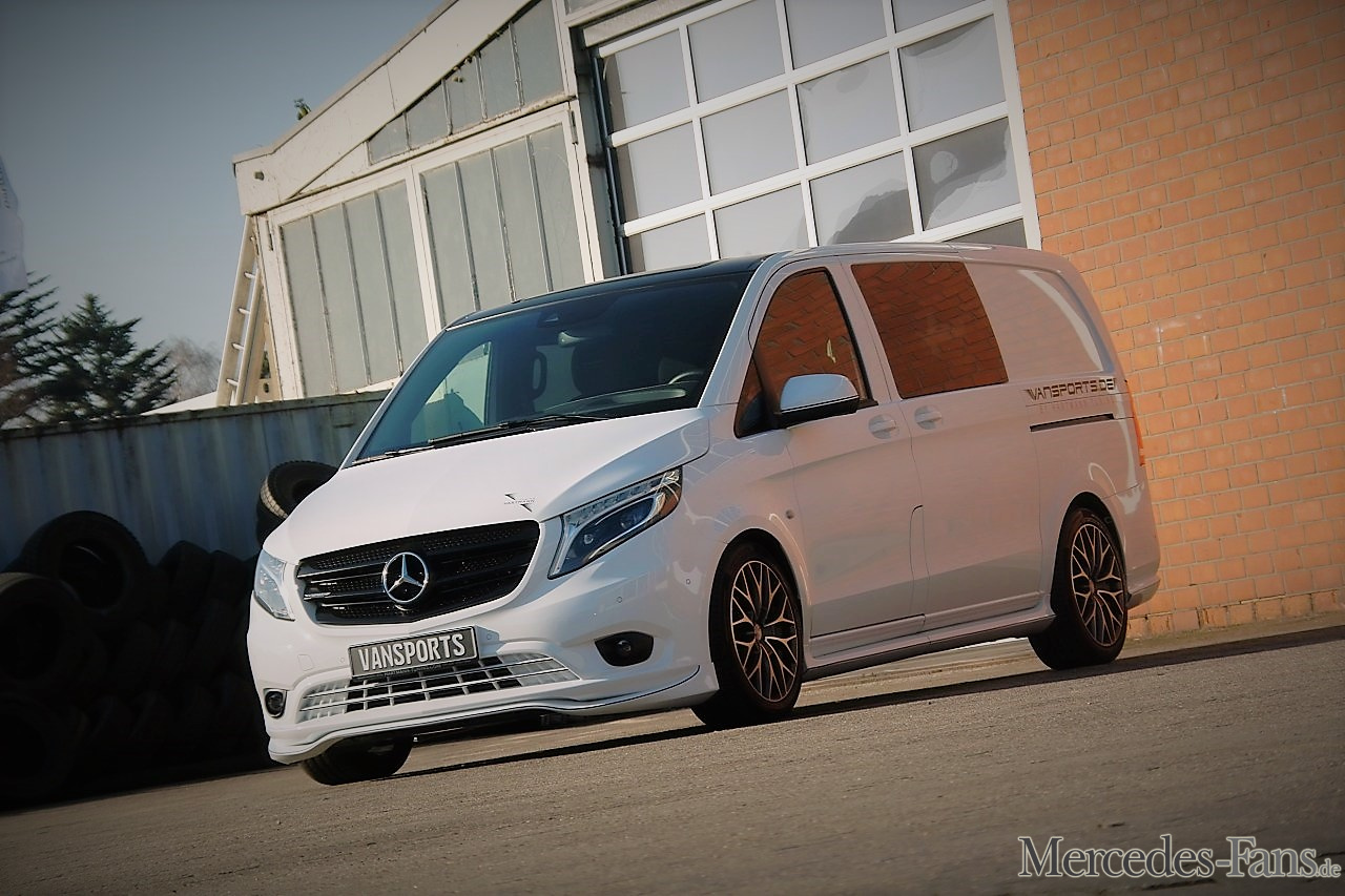 mercedes benz vito tuning hartmann vp spirit kit f r. Black Bedroom Furniture Sets. Home Design Ideas