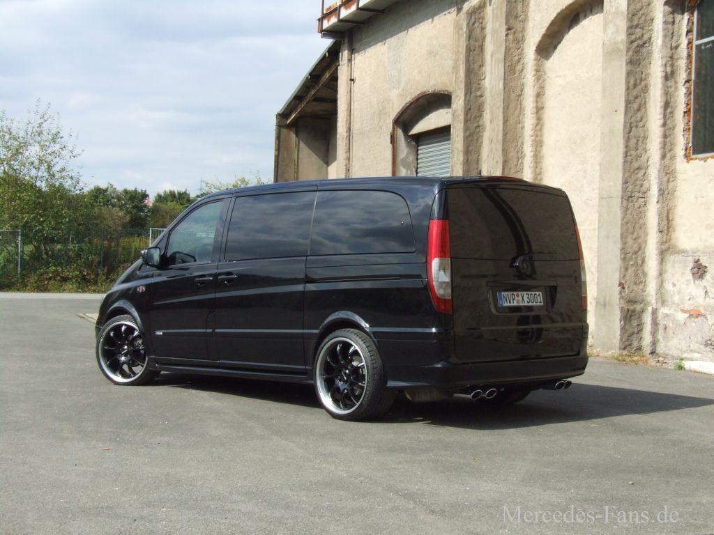 Kein schwarzarbeiter mercedes benz viano 2006er maxi van for How to get a job at mercedes benz