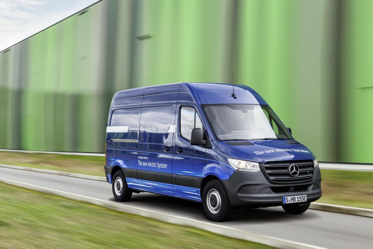 Premiere: Mercedes-Benz Sprinter 2018: Der Neue Sprinter