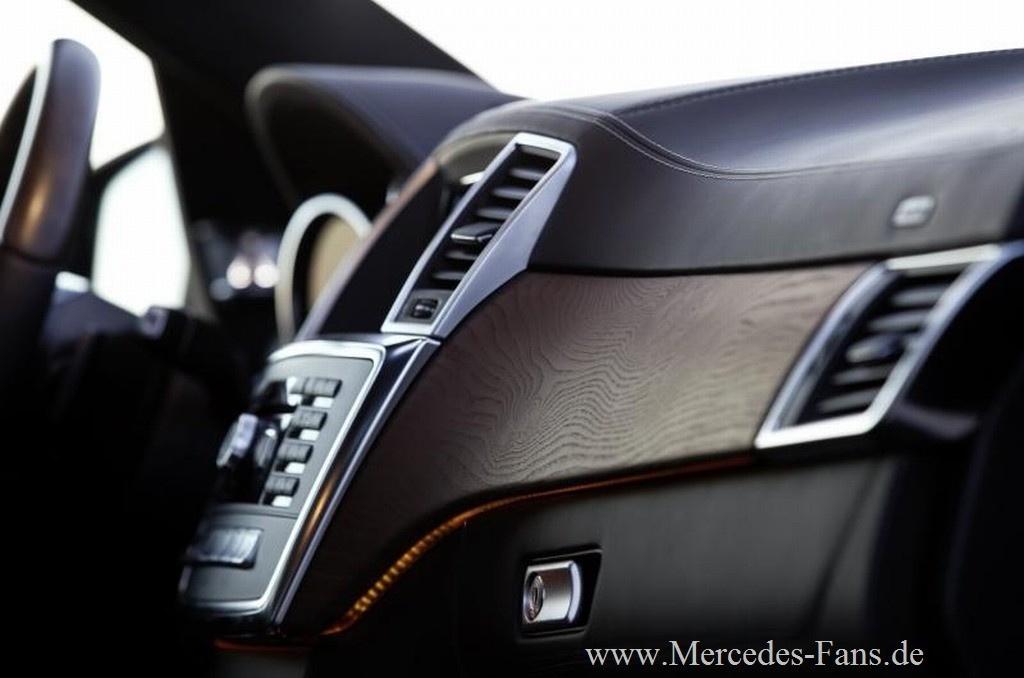 Durchgesickert: Erste Fotos vom neuen Mercedes GL (2013): Im ...