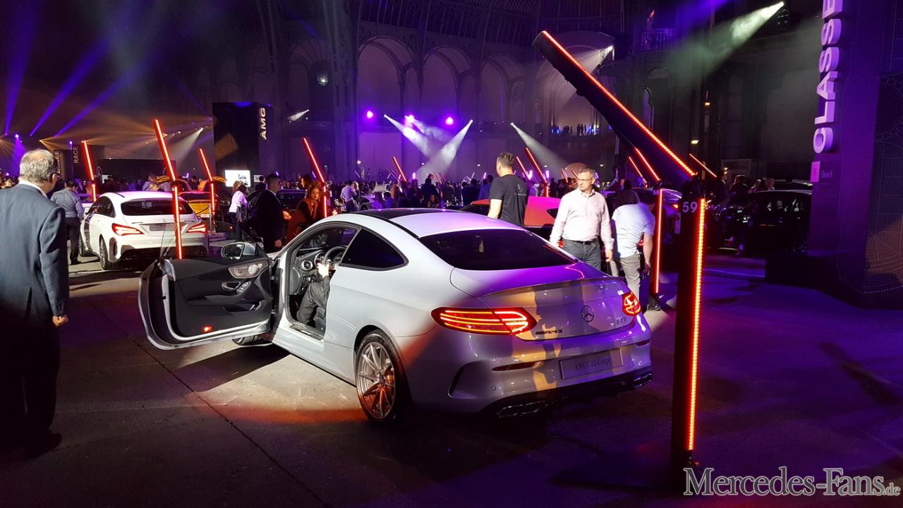 Mercedes benz le grand palais paris sch ne sterne in for Garage mercedes paris 12