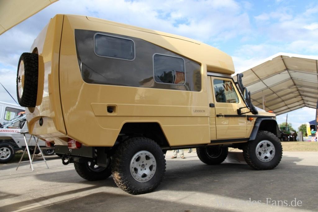 lennson 3c der offroad camper fernreisemobil auf mercedes. Black Bedroom Furniture Sets. Home Design Ideas