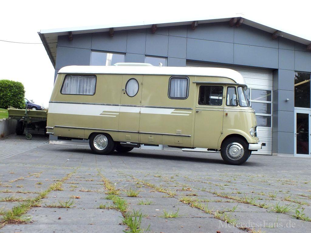 mit mercedes auf gro e fahrt 65er mercedes l319 als komfortables wohnmobil fotostrecke. Black Bedroom Furniture Sets. Home Design Ideas