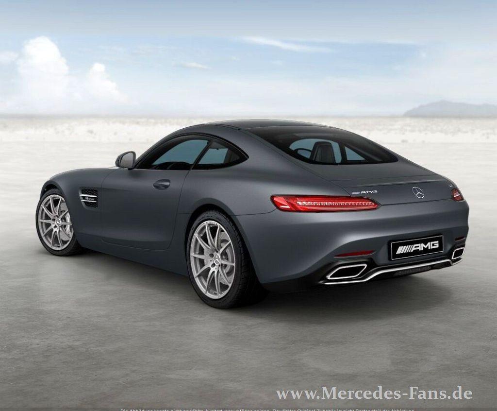 Farbe Mercedes A Klasse Grau