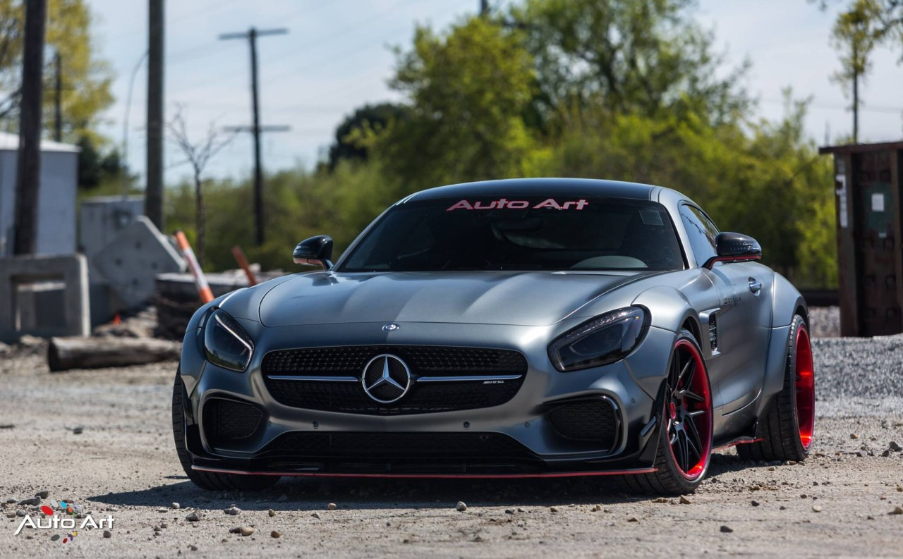 Mercedes Benz Gtr Amg  Price