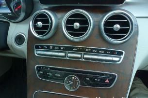 Mercedes Benz S Holz