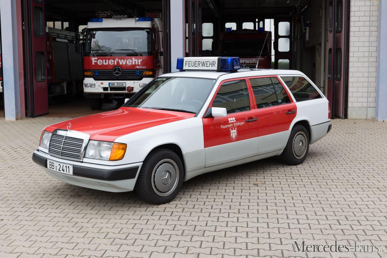 Mercedes-Benz Klassiker Im Einsatz: Florian, Der Star
