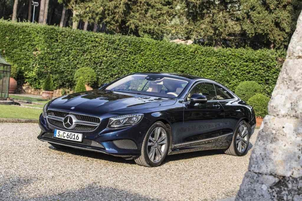 mercedes s500 coup cavansitblau fotostrecke mercedes fans das magazin f r mercedes benz. Black Bedroom Furniture Sets. Home Design Ideas