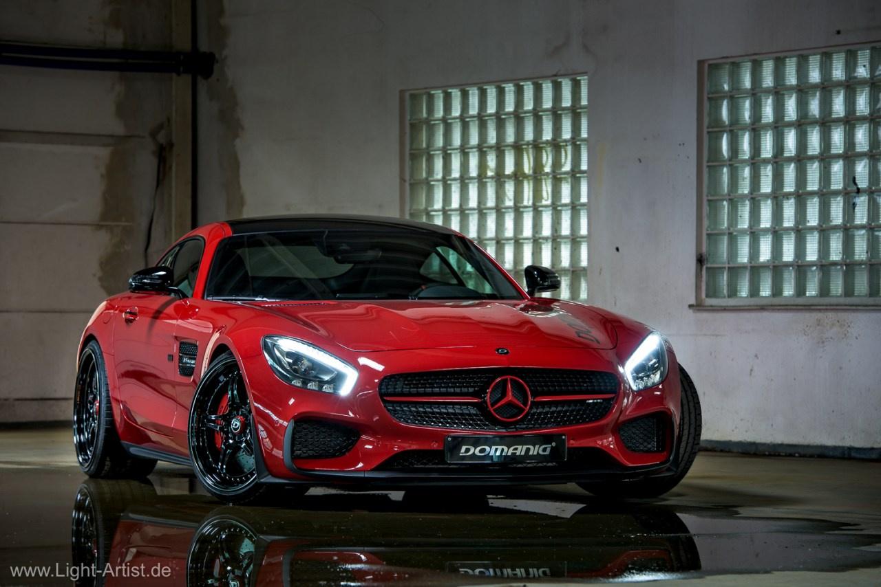 Mehr Sport Wagen Tuning F 252 R Mercedes Amg Gt S Edition1
