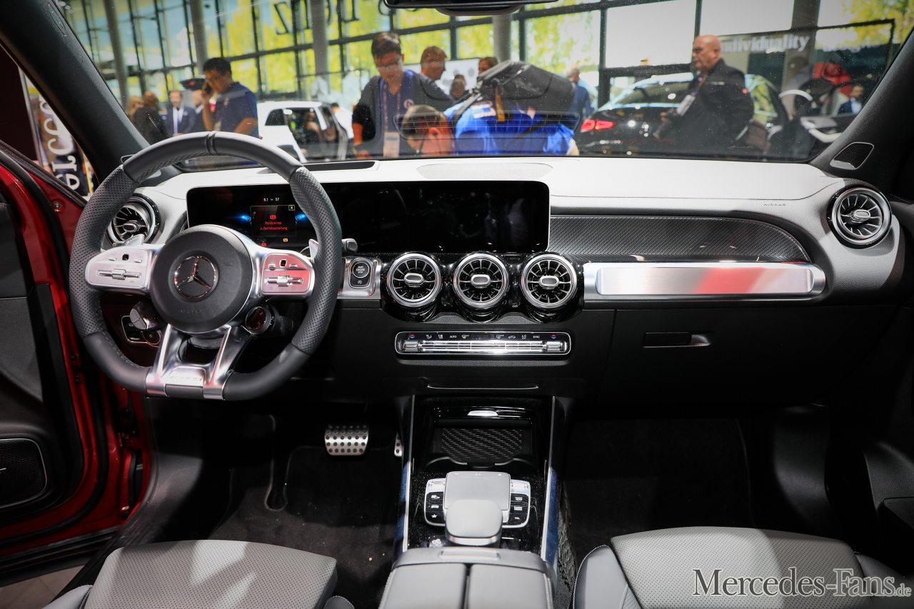 IAA 2019: Live-Bilder Vom Mercedes-Benz-Stand Auf Der IAA