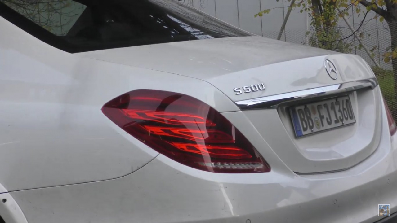 2020 mercedes benz s klasse w223 erwischt der mercedes for Mercedes benz fans