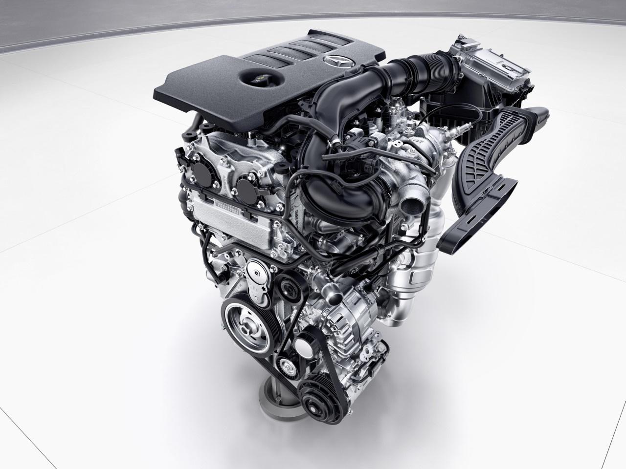 Mercedes-Benz Neue A-Klasse W177: Unter der Haube der ...