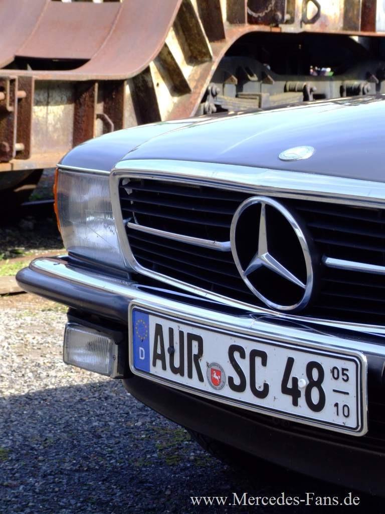 021 Mercedes Klasser W107 380 SLC Youngtimer Original Oldtimeq021