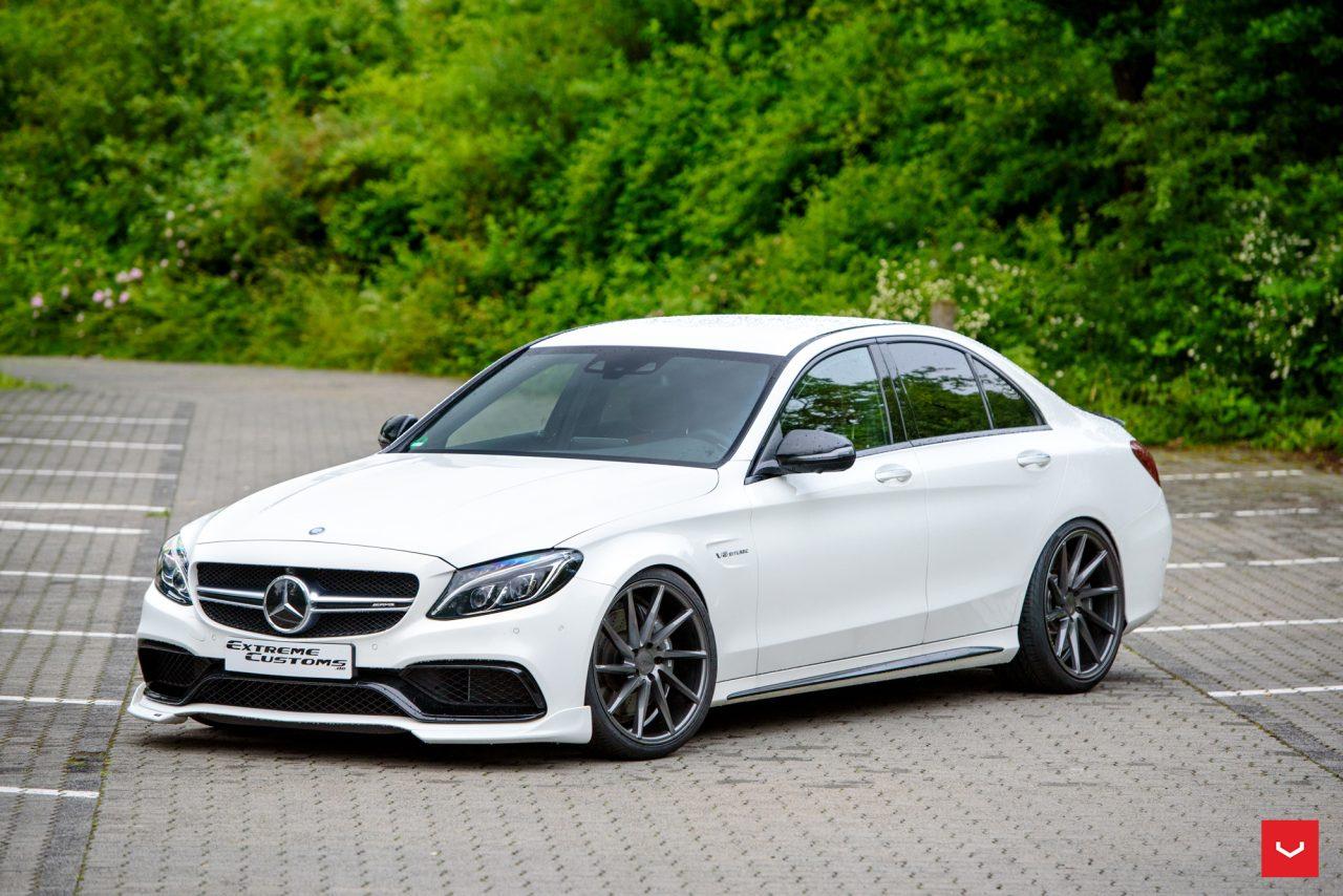 Mercedes-Benz C63: Tuning: Individuelle Feinabstimmung für ...