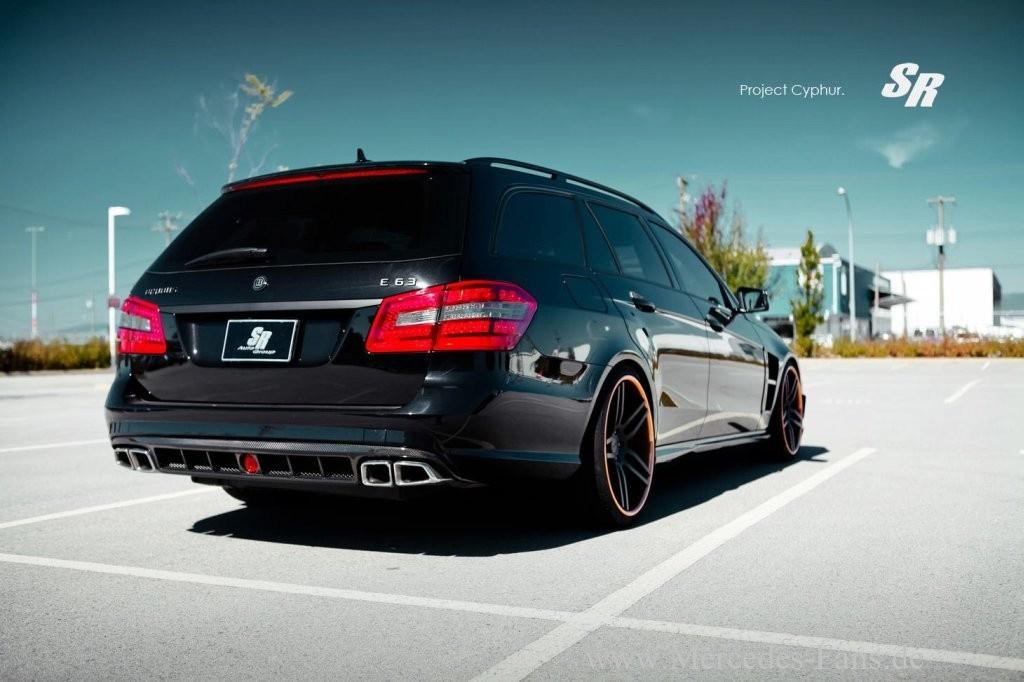 T Wie Toll Mercedes E63 Amg T Modell Von Sr Auto D 252 Ster