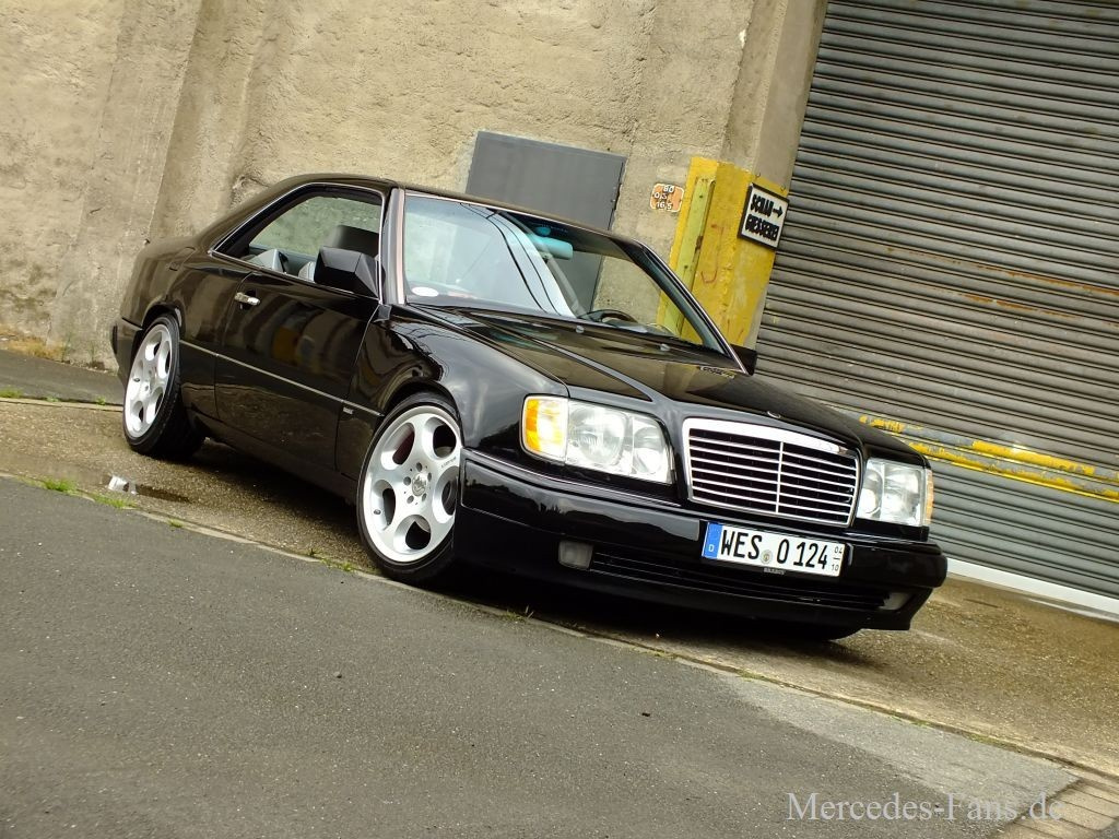 Mercedes C124 Die Dunkle Seite Der Pracht 90er Coup 233 300