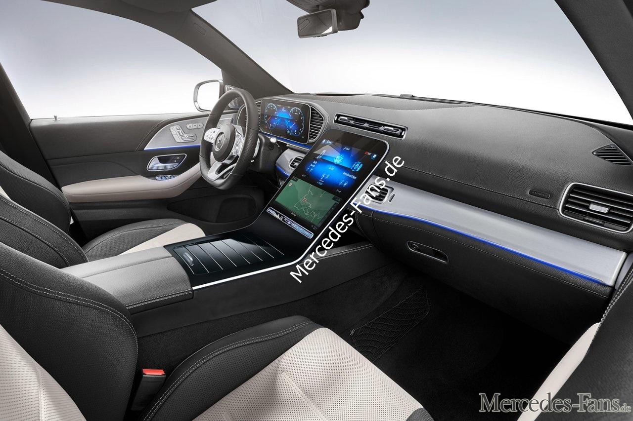 Mercedes von morgen: Vorgucker auf die S-Klasse 2020 ...