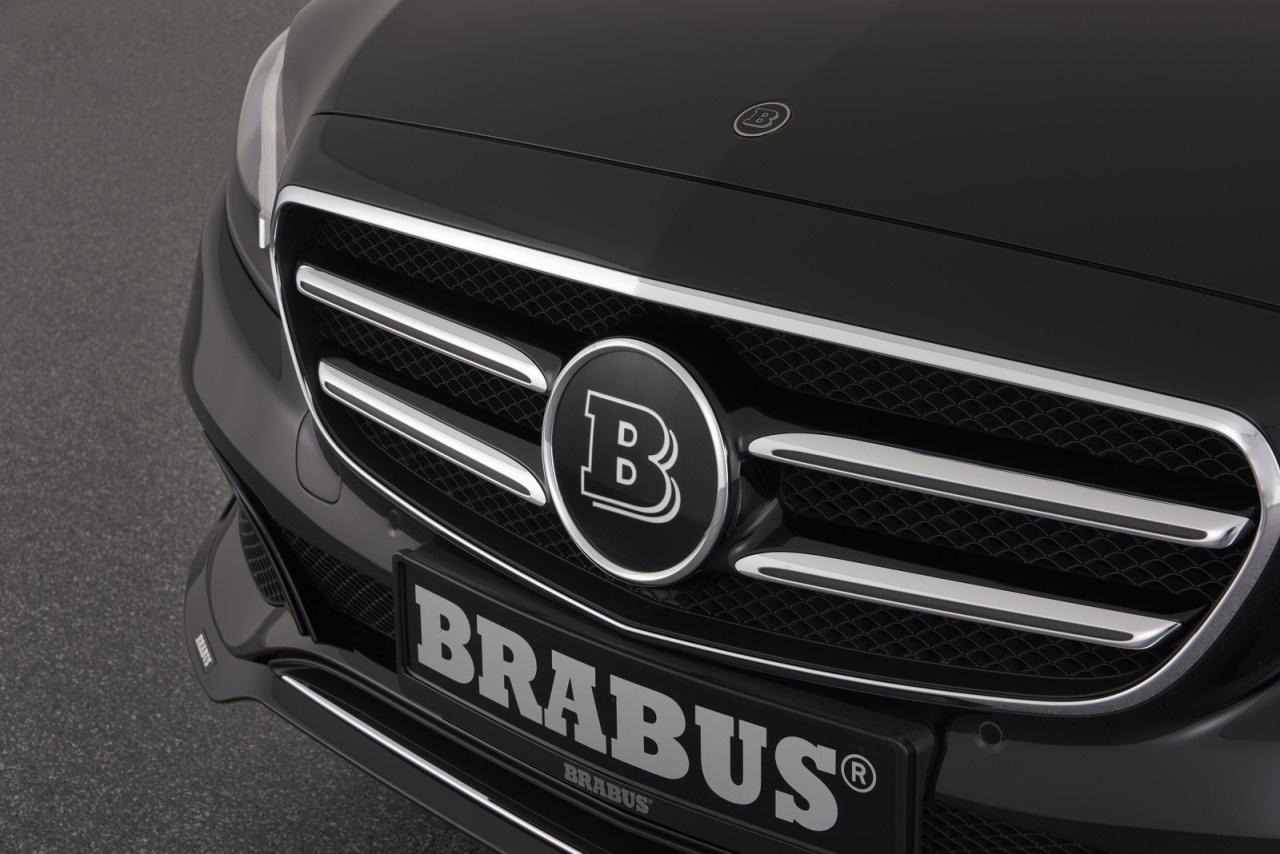 Mercedes Benz E Klasse Zubehör Von Brabus Brabus Veredelt Das Neue