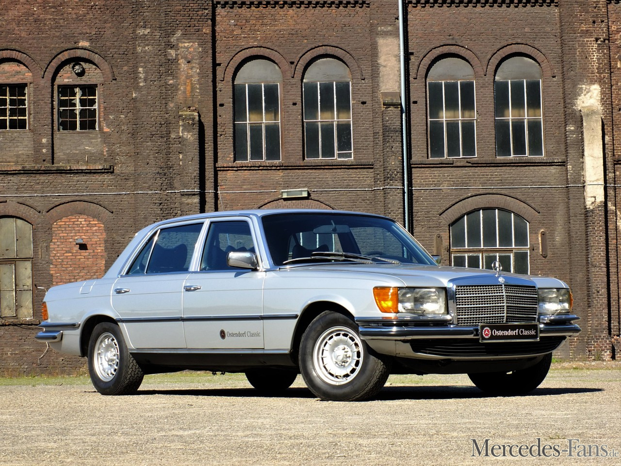 S-Klasse Lang: 1979 Mercedes-Benz 450 SEL 6.9 (V116