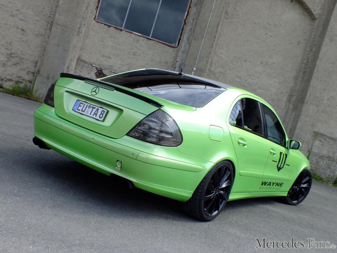 Mercedes Erdgas B Klasse