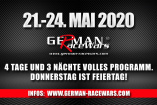 German Race Wars | Donnerstag, 21. Mai 2020