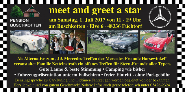 Meet And Greet Ablauf