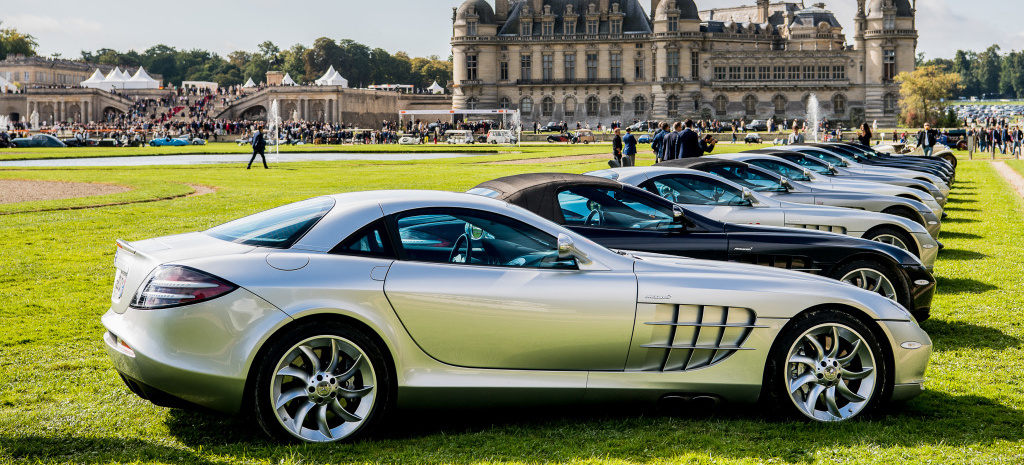 Chantilly 2017 gr ndungstreffen des slr clubs neuer for Mercedes benz chantilly