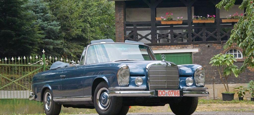Sch 246 Ner Mercedes Oldtimer Oder Eine Reife Leistung 66er