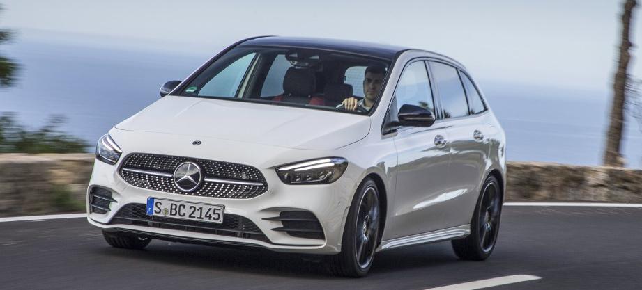 Mercedes Benz B Klasse W247 Markteinf 252 Hrung Willkomen Im