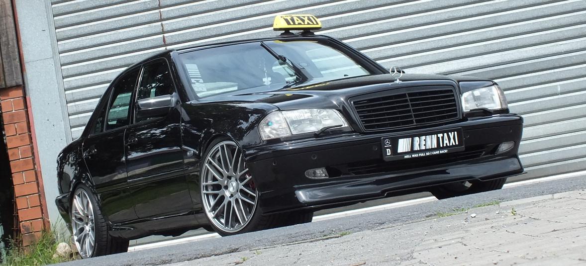 Mercedes Amg C43 Gute Freunde Kann Niemand Trennen 99er