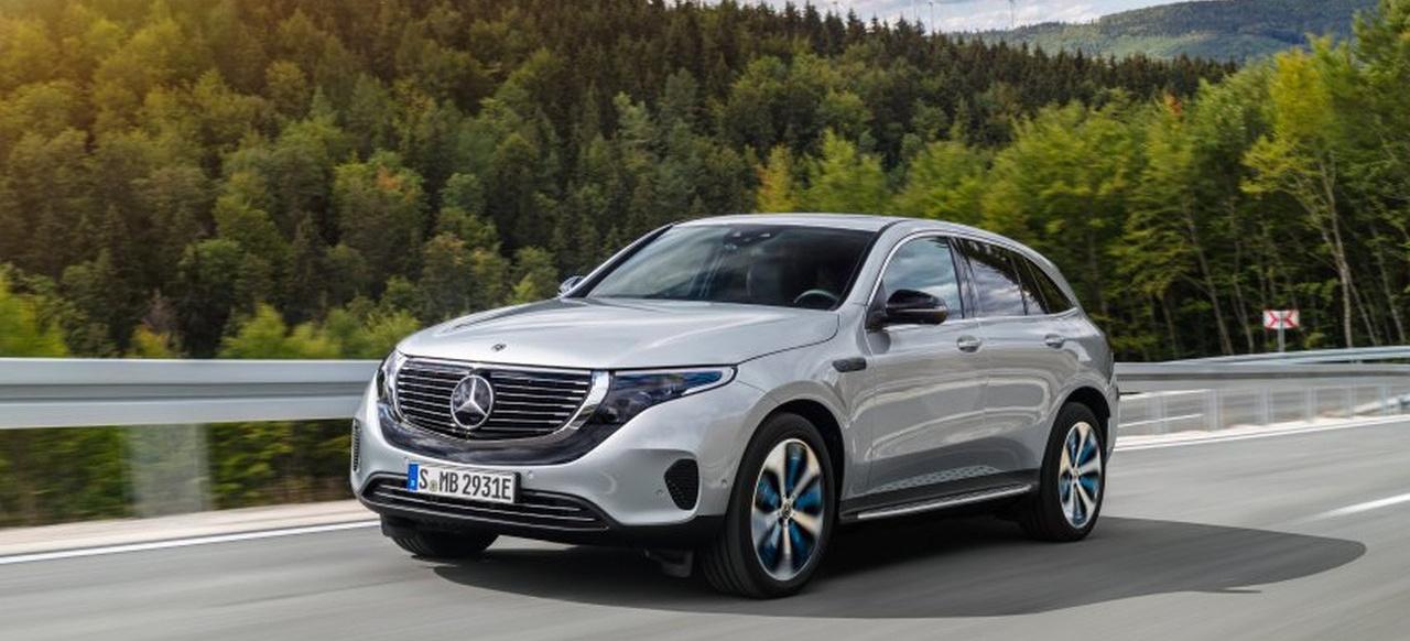 Das Lange Warten Auf Den Mercedes-Benz EQC: Medienbericht