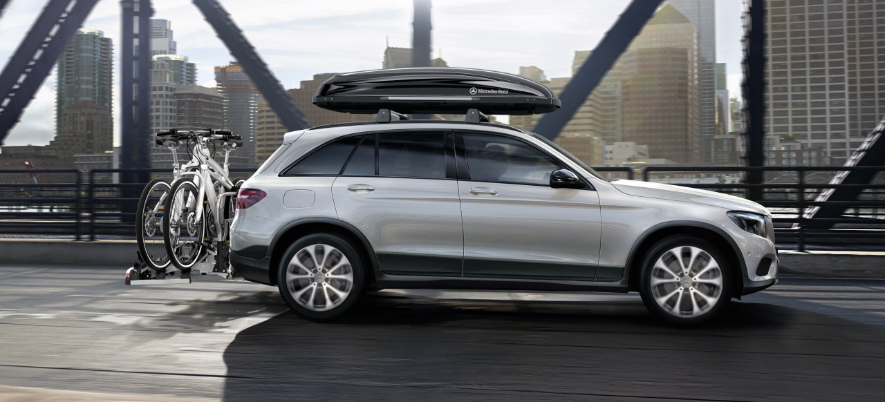 Mercedes benz accessories auf der iaa 2015 original for Accessories mercedes benz